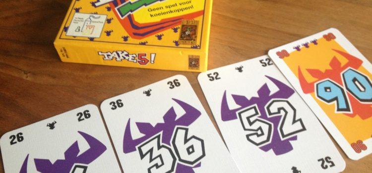 Vijf snelle spellen